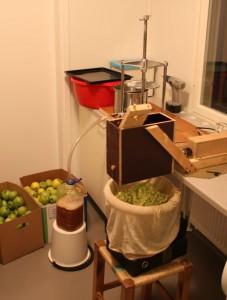 juicemaking