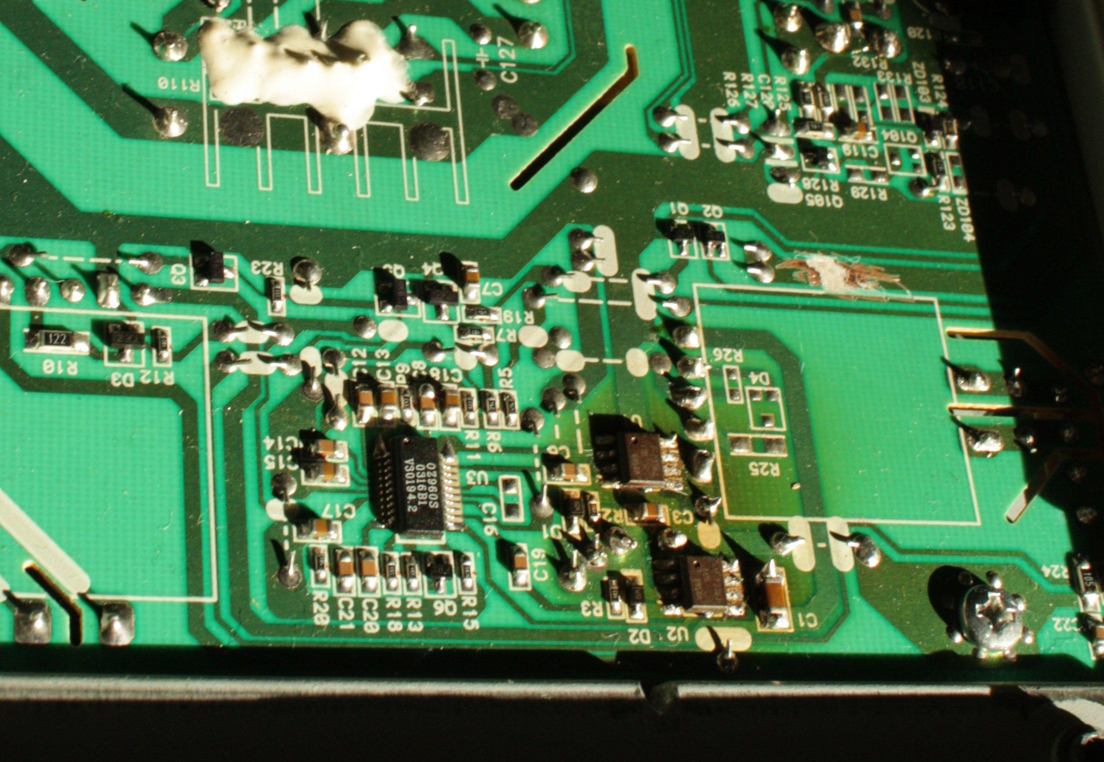 LCD inverter repair – iki fi/o